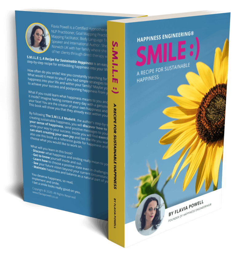 SMILE Book by Flavia Powell